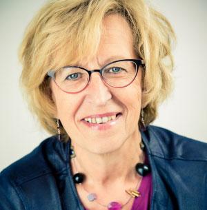 Regiobestuurder Ella van Zaal