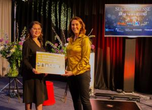 Gratis NVD-lidmaatschap voor winnares Vivian Veldman