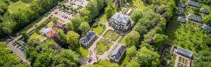 Overzichtsfoto kasteel De Vanenburg
